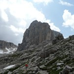 End of via Ferrata