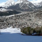 Worldcup run Pista Stelvio in Bormio