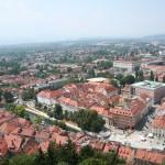 Above Lubjana