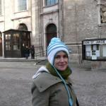 Sarah in Innsbruck